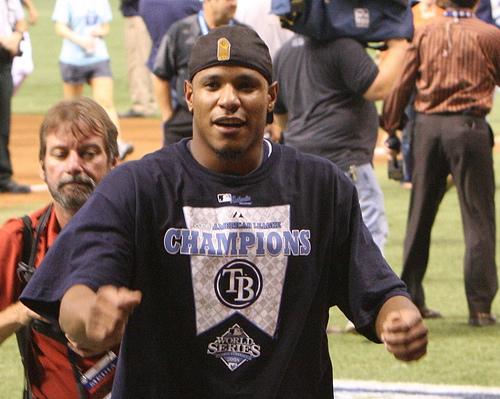 Edwin Jackson AL Champion Rays.jpg