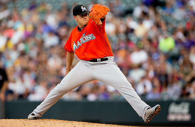 301 Moved Permanently Jose Fernandez Pitching
