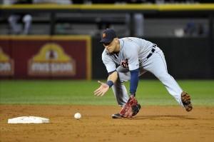 Jose Iglesias Detroit Tigers