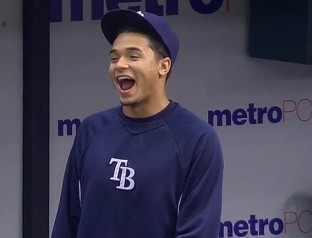 Pitcher Chris Archer of the Tampa Bays Rays. Cork Gaines/raysindex.com